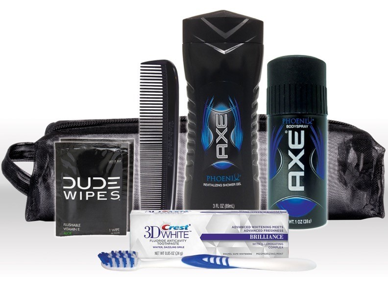 Axe 9 Pc Extreme Mini Premium Kit Convenience Kits