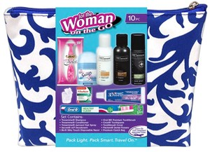 Women's Premium 10 pc Travel Kit