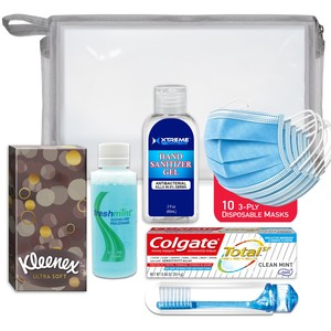 Germ Kit 16 pc Help Mate with Xtreme Hand Sanitizer