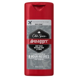 Old Spice Swagger Body Wash 3 oz.