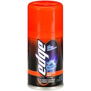 Edge Shave Gel 2.75 oz.