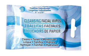 Facial Wipes 8 ct.