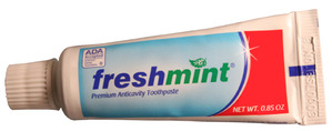 Freshmint Anticavity Fluoride ADA APPROVED Toothpaste .85
