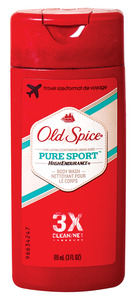 Old Spice High Endurance Body Wash 3 oz.