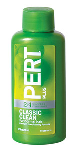 Pert Plus 2in1 Shampoo Conditioner 1.7 oz.