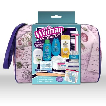 Woman on the Go Herbal Essences Premium Travel Kit