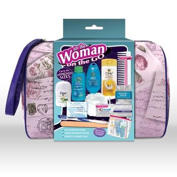 Woman on the Go Herbal Essences Premium Travel Kit