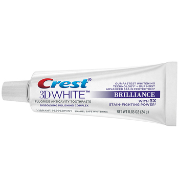 Crest 3D Brilliance Toothpaste .85 oz.
