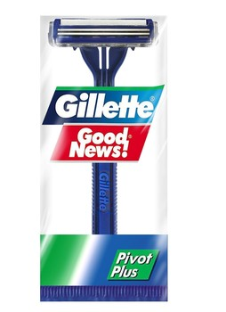 Gillette Good News Pivot Plus Razor