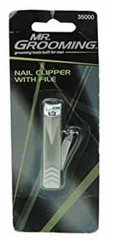 Mr. Grooming Toenail Clipper with File