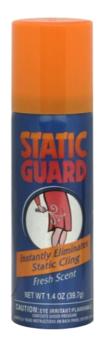 Static Guard Spray 1.4 oz.