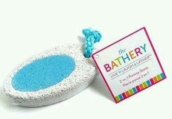 The Bathery 2 in 1 Pumice Stone on a Rope