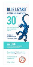 Blue Lizard Australian Sunscreen Packet