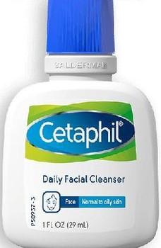 Cetaphil Daily Facial Cleanser  1 oz.