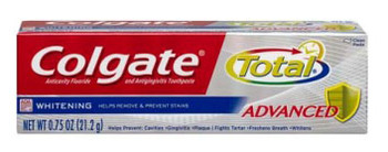 Colgate Total Boxed Toothpaste .75 oz.