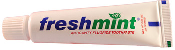 Freshmint Anticavity Fluoride Toothpaste .85