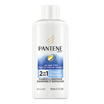 Pantene 2in1 Shampoo Conditioner 1.7 oz.