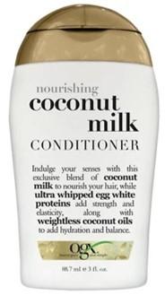 OGX Nourishing Coconut Milk Conditioner 3oz.