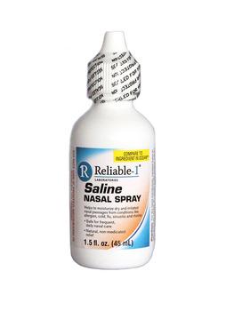 Saline Nasal Spray 1.5 oz.
