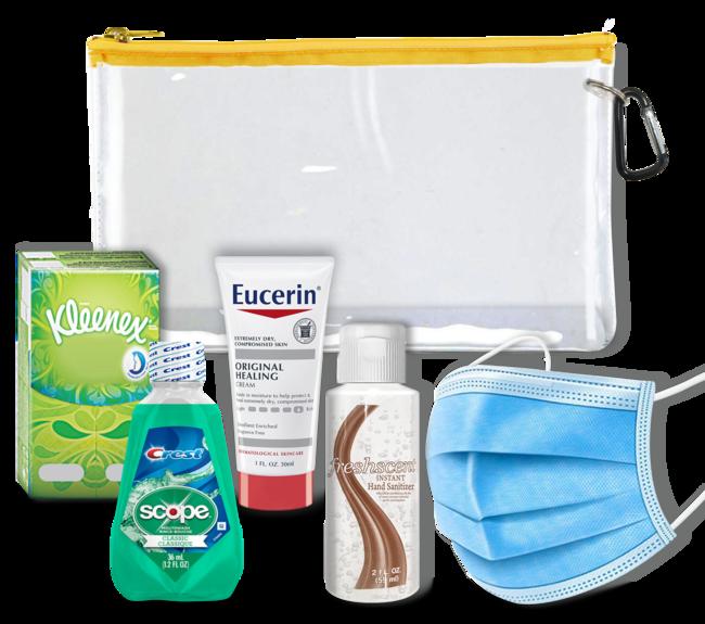 Stay Safe Germ Protection Kit