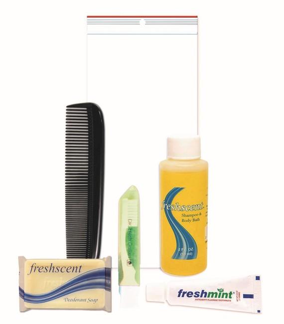 Basic 6 pc Hygiene