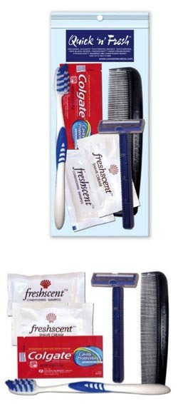 Quick N Fresh Unisex Hygiene  Kit